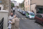 inauguration,clairefontaine,fontenay-aux-roses,pascal buchet,contravention,distribution de tracts