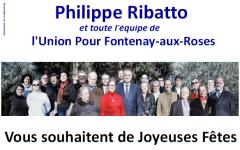 fontenay-au-roses,union pour fontenay,philippe ribatto,joyeuses fêtes
