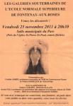 galeries souterraines,école normale supérieure,ens,fontenay-au-roses,patrimoine